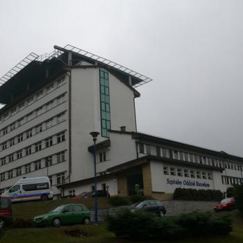 Lądowisko dla helikopterów Szpital w Polanicy Zdrój